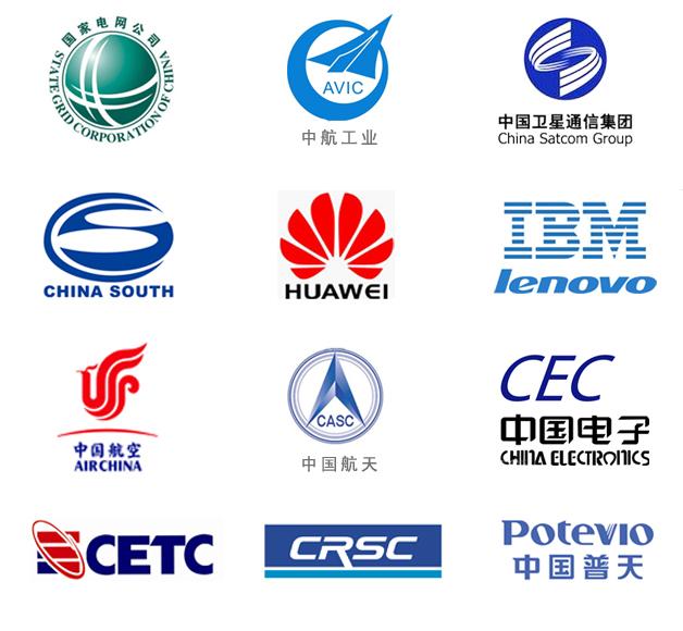中国航天科技集团公司                               中国普天